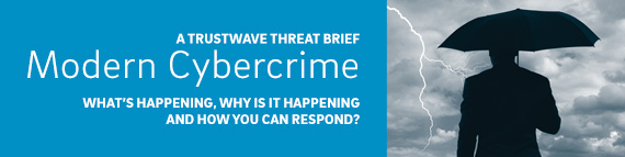 Modern Cybercrime: What's Happening, Why is it Happening and How Can You Respond?