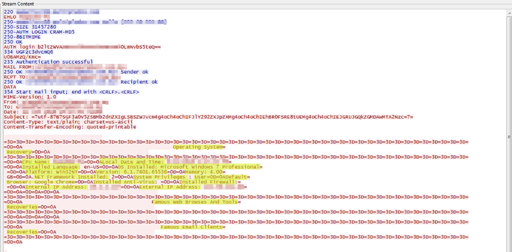 How I Cracked a Keylogger and Ended Up in Someone's Inbox