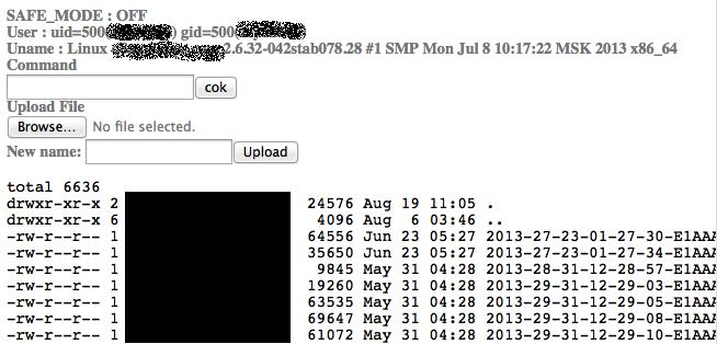 Hiding Webshell Backdoor Code in Image Files | Trustwave
