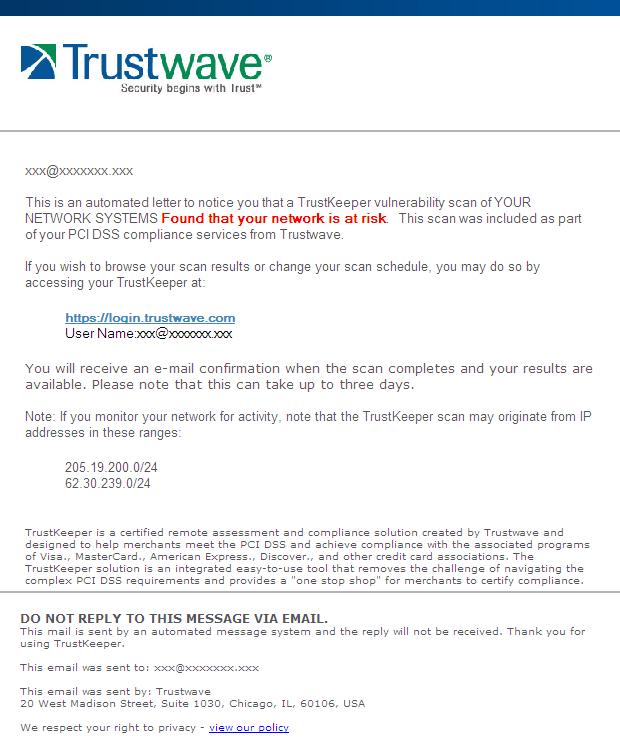 More on the TrustKeeper Phish | Trustwave | SpiderLabs | Trustwave