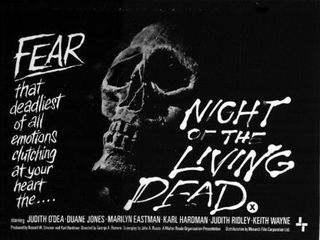 Night of the living dead public domain web