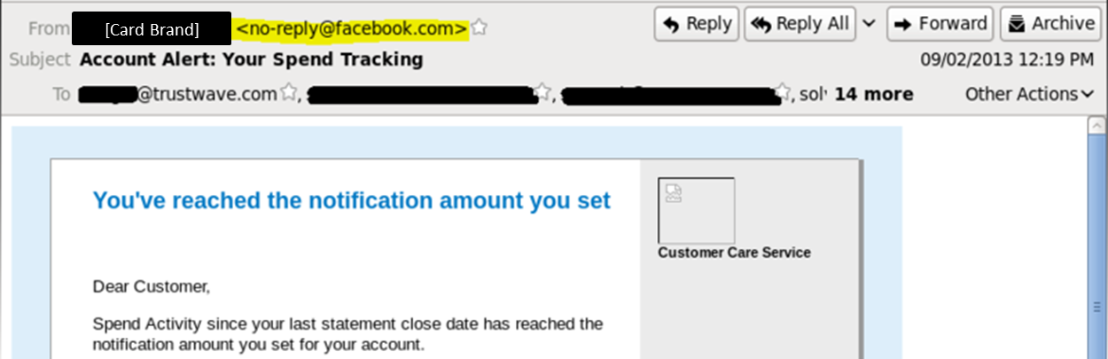 Spammers Are Taking Advantage of Your Whitelists by Spoofing
